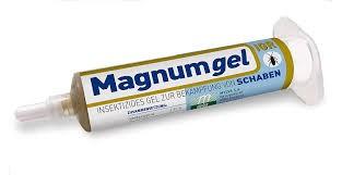 Magnum Gel Schaben 40g
