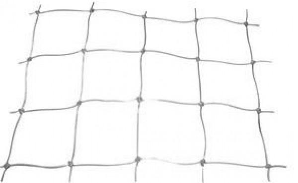 Netz Nylon monofil, Transparent, 30x30 mm Masche, Stärke 0,6 mm