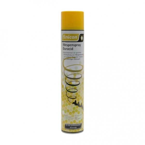 finicon® Duracid Wespenspray 750 ml