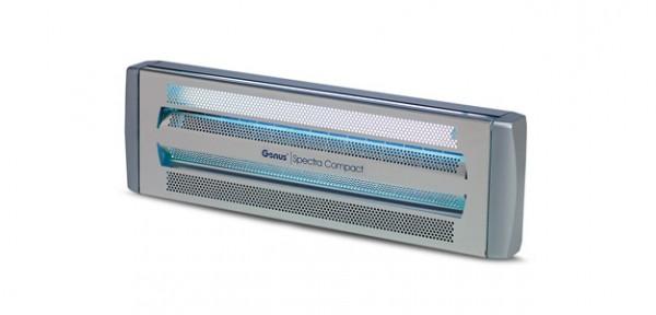 Genus® Spectra Compact 1 x 36W Splitterschutz