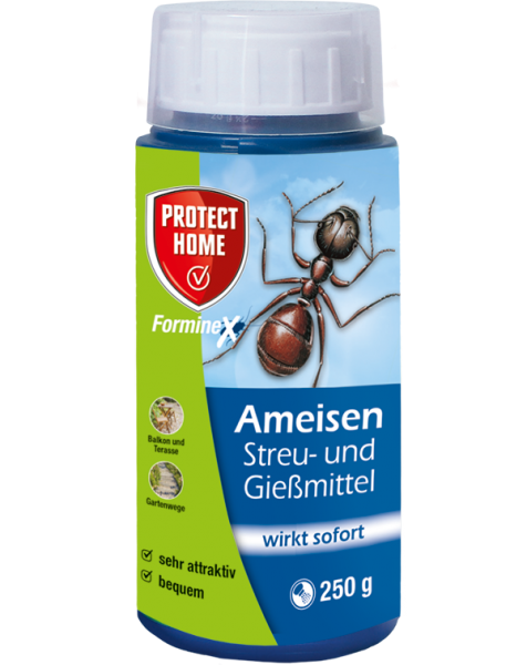 Protect Home Ameisen Streu- und Gießmittel 500g
