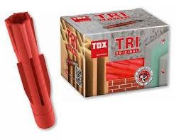 Dübel Tox TRI 5 /31 mm, rot