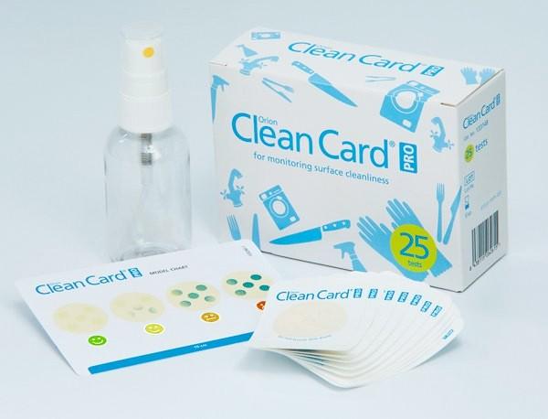 Clean Card PRO Starter-Kit