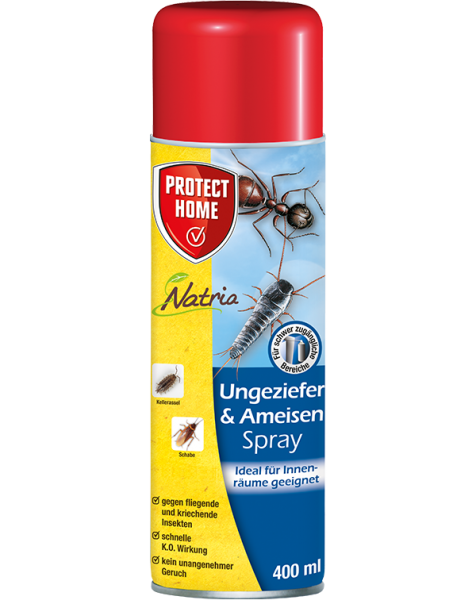 Protect Home Natria Ungeziefer & Ameisen Spray